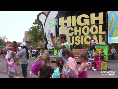 High School Musical 2 - Disney's Hollywood Studios