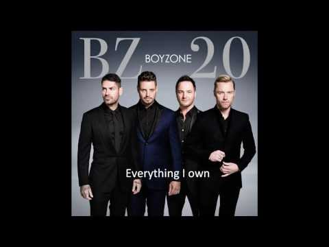 Boyzone   Everything I own + Heaven is (BZ20)