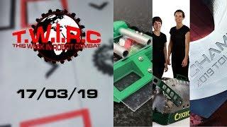 This Week In Robot Combat | 17/03/19