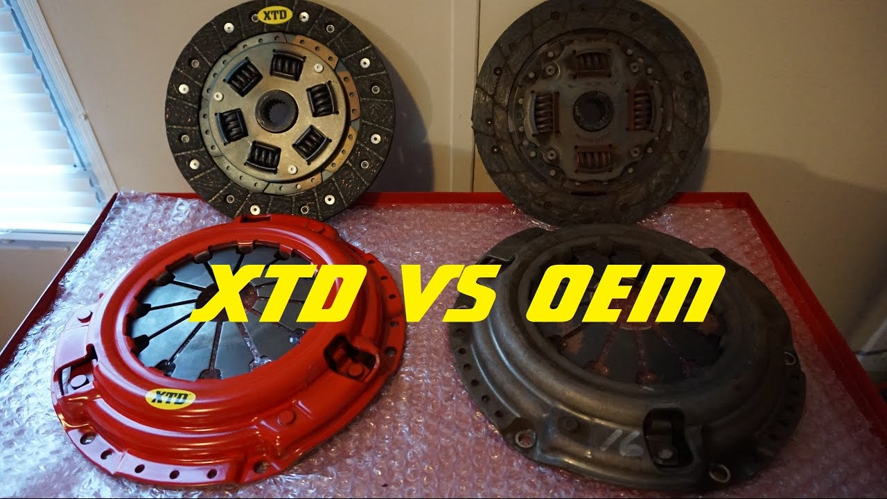 Xtd Clutch Review And A Side By Side Comparison To A Oem Clutch Youtube