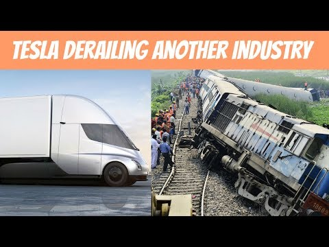 Nobody is talking about this industry that Elon Musk disrupts with the Tesla Semi!