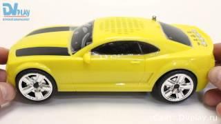 Автомобиль миниакустика - обзор 2-х моделей