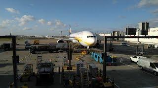 Jet Airways 9W116 Mumbai to London Heathrow Boeing-777 flight experience#goodbyejetairways