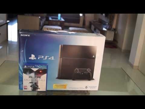 Sony PlayStation 4 Unboxing India