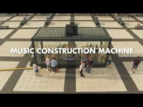 Music Construction Machine