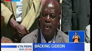 Leaders from North Rift endorse Baringo Senator Gideon Moi to succeed President Uhuru in 2022