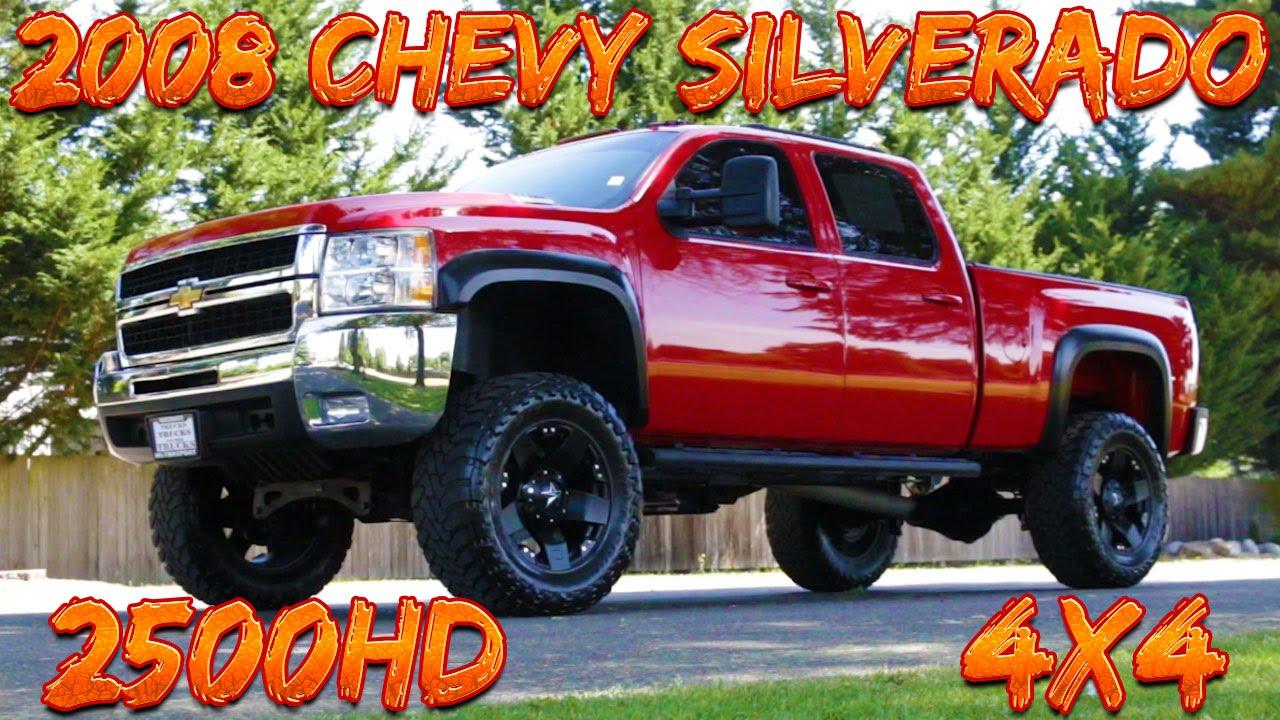 2015 Chevrolet Silverado 2500hd >> 2008 Chevrolet Silverado 2500HD 4x4 - Northwest Motorsport