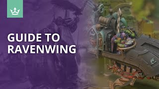 Guide to Ravenwing - New Dark Angels Rules