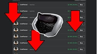 This guy ruined this roblox item.. (really bad)
