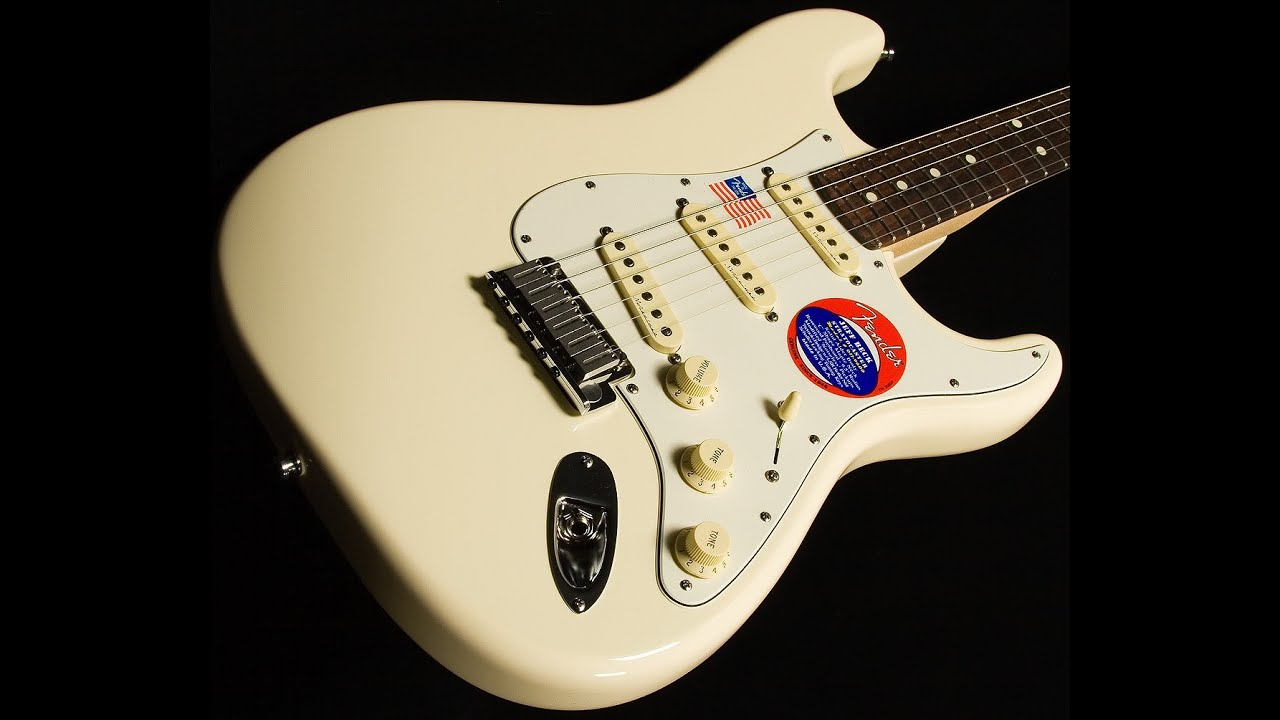 Jeff Beck Strat Wiring Diagram Simple Fender Diagrams Signature Stratocaster U2022 Sn Us11289446 Youtube Ibanez Grg Series