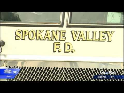 Fatal fire in Spokane Valley