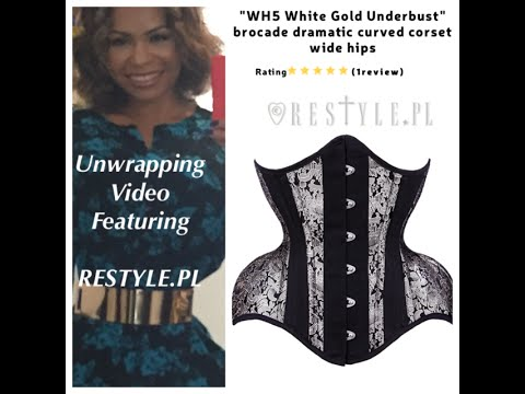7de14cc775 Unwrapping video New addition To My Corset Collection - YouTube