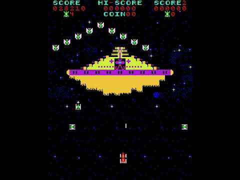 Arcade Longplay [943] Phoenix (US) |
