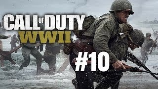 Call of Duty WWII Walkthrough Gameplay Part 10 – Mission 10: Ambush PS4 Full HD – No Commentary