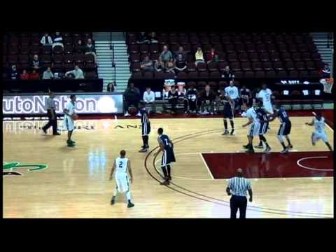 Our Savior NY #8 vs Montrose Christian MD, Tarkanian Classic, Orleans Arena