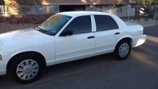 Selkcomm 2006 Ford Crown Victoria P71 police interceptor for sale 31K actual miles