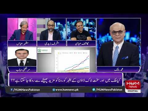 Live: Program Breaking Point With Malick April 03, 2020 | HUM News