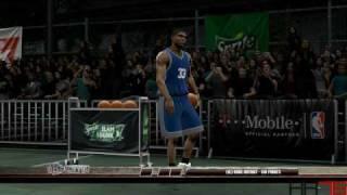 NBA 2K9 PC Gameplay Test HD