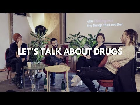 Drugs & Harm Reduction in the Creative Industries | Panel Discussion