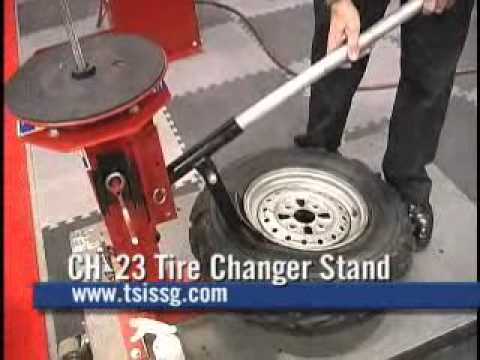 Ch 23 Tire Changer Youtube