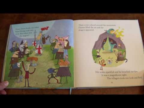The Reluctant Dragon - Bedtime Story  Read Aloud