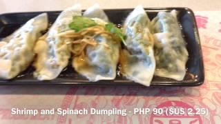 Spring by Ha Yuan Chinese Restaurant Mckinley Hill Benavidez Street Makati by HourPhilippines.com