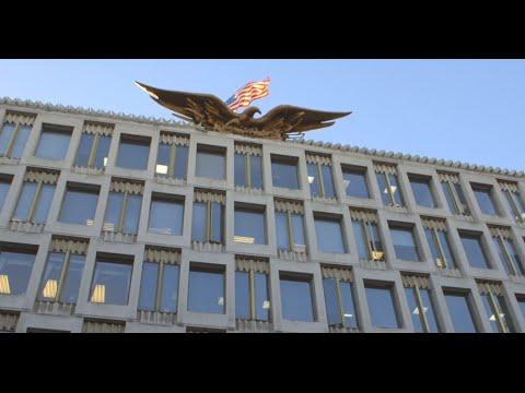 Work at U.S. Embassy London