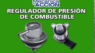 El regulador de presión de combustible 2019