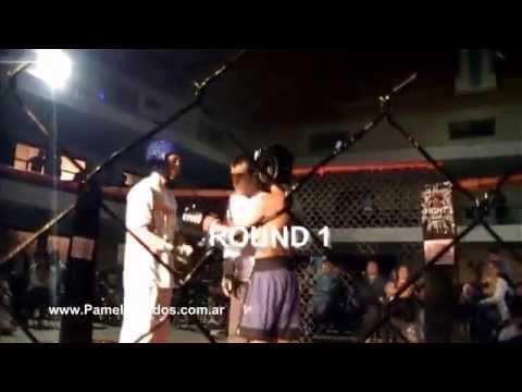 "Nicolas Ramos VS Ricky Hernandez ""EXPLOTA LOS TOLDOS II"" Fight Club"