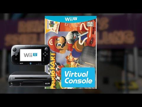 Gameplay : Mario Kart 64 [Virtual Console][N64][WII U]