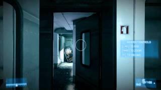 Battlefield 3 - Mission 1: Walkthrough [HD] (PC/XBOX 360/PS3)