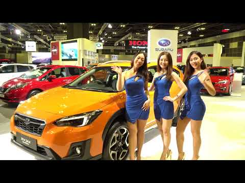 The Singapore Motorshow 2018, at Suntec City, Singapore - By Revv Motoring