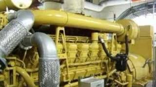 2MW Generator Crank (October 12, 2006)