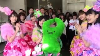 ももいろクローバーZ・有安杏果が卒業報告に来社した。1月21日のライブをもってグループを卒業する。 #ももクロ #スポーツ報知 #ももいろ...
