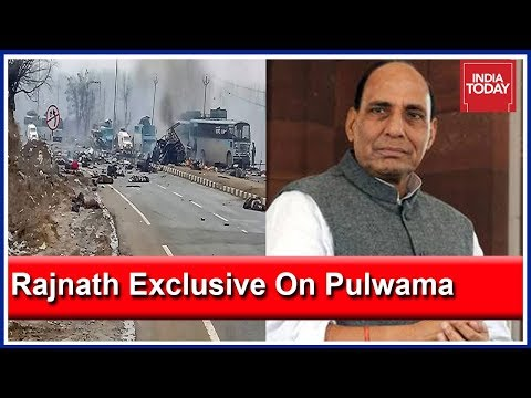 If Pakistan Is Ready For War, India Is Not Behind : Rajnath Singh First Interview After Pulwama