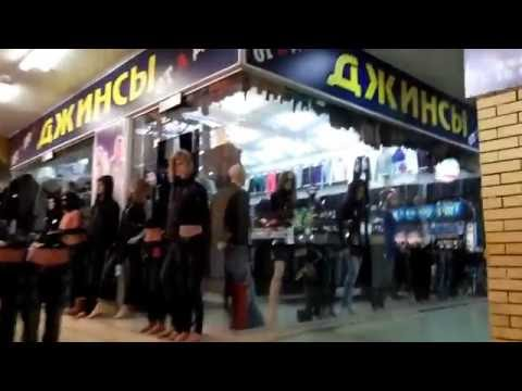 Cheap market in Moscow, Dubrovka