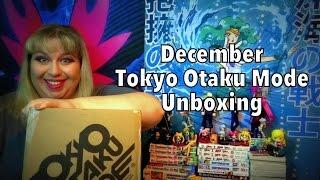 December Tokyo Otaku Mode Unboxing