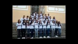 Aula da saudade! Terceiro ano 2012- Colégio 2001 Centro.