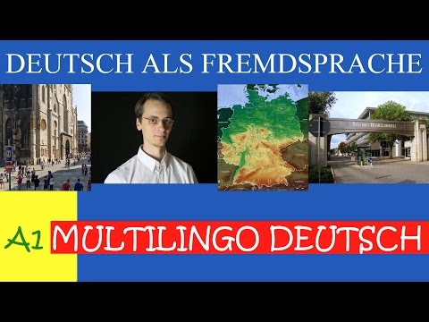 Cursul PERFECT A1 - 30 de minute de GERMANA - Mini-curs pentru incepatori PARTEA II
