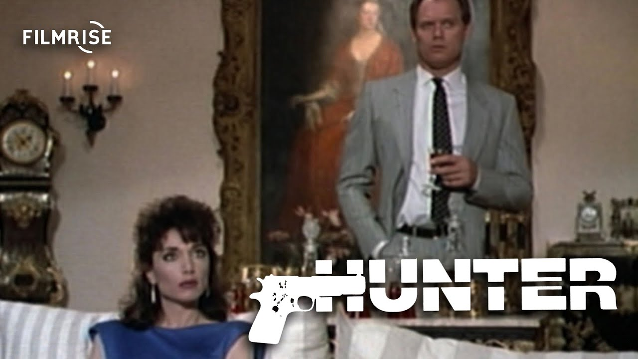 Hunter - Season 4, Episode 21 - Murder He Wrote - Full Episode