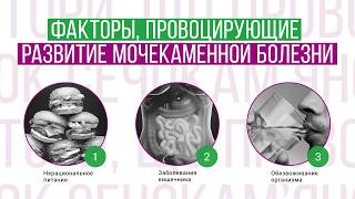 Моче-каменная болезнь - симптомы, лечение, профилактика