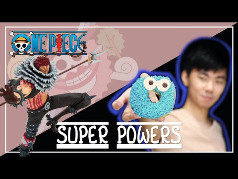 Super Powers (One Piece OP 21) Acoustic Cover - Jason Wijaya