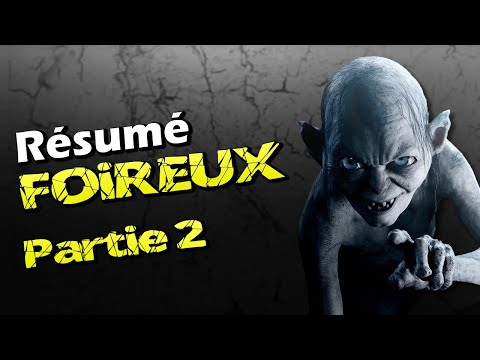 achat le plus récent correspondant en couleur magasin discount Résumé Foireux : LE SEIGNEUR DES ANNEAUX - partie 2 {Parodie ...