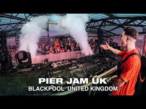 Lil Nas X Fisher Little Beauty, Meduza, Diplo DJ set! 3000 people on a pier! Pierjam Blackpool 2019