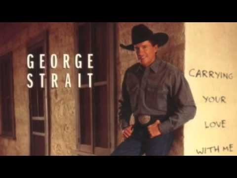 George Strait - She'll Leave You With A Smile (Original Version)