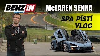 McLaren Senna | SPA pisti | Highrollers VLOG * English Subtitled