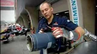 Fueling a Formula 1 Car