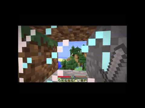 """Survival Ep 2: """"Creeper outside my shelter"""""""