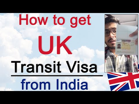 How To Get UK Transit Visa From India | +91- 7022970229