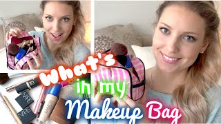 What's In My Makeup Bag??